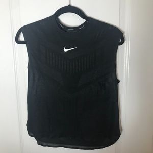 Nike Dri-Fit Mesh Top Medium